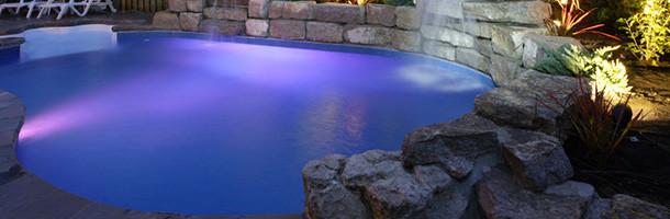 Dai valore alla tua piscina installando sistemi di - Illuminazione piscina ...