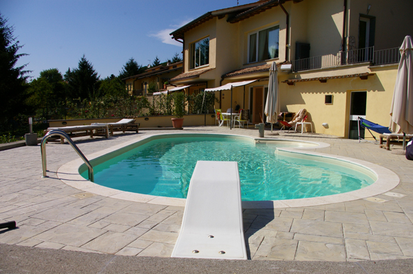 Piscine interrate low cost con l 39 acciaio possibile - Costo piscine interrate ...