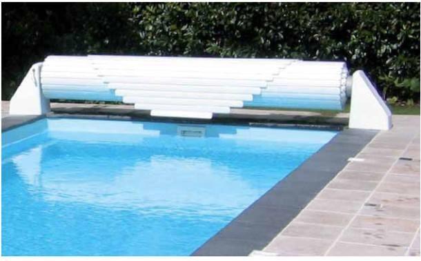 Copertura a tapparella Ecotop per piscine interrate - Blog i.Blue