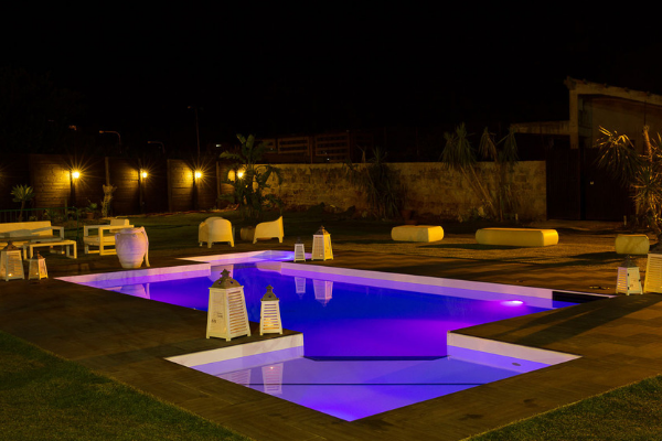 Illuminazione led per piscine interrate blog i.blue