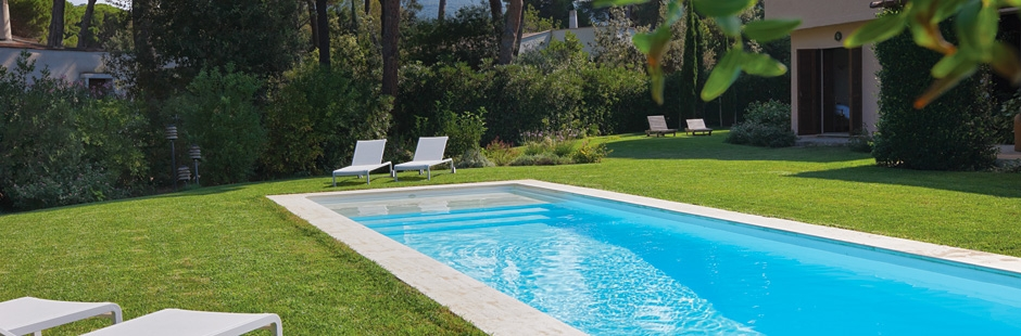 Piscine interrate linea ambience i blue for Ambiance piscine
